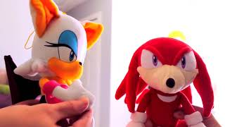 Sonic Plush: Knuckles Burden