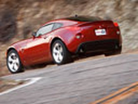 GM Fixes Solstice? Pontiac Solstice GXP Coupe