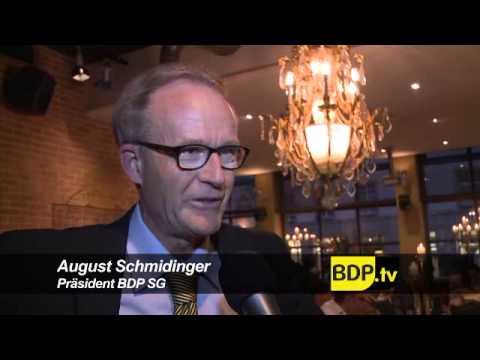 BDP Videonews zur Frühlingssession 2012 und die Wahlen in St.Gallen