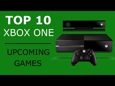 Top 10 Best Xbox One Upcoming Games (2014 - 2015)