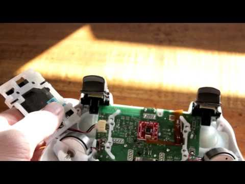 How To: Install a PS3 RAPIDFIRE MOD CHIP (HD)