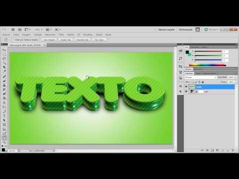 Tipografia 3D - Aprenda a criar textos em 3D