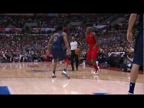 Jamal Crawford: King of the Crossover?