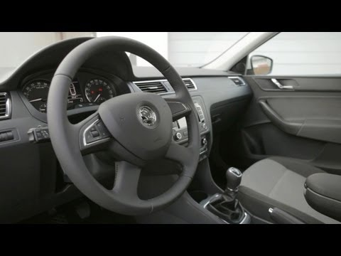 Škoda Rapid 2013 - INTERIOR