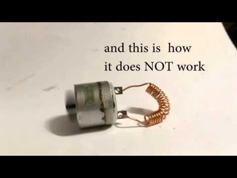 Free Energy Device  -   Generator    -     SCAM -