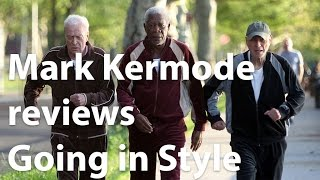 Mark Kermode reviews Going In Style