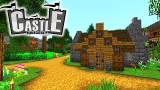 Obstplantage & Neuer NPC - Minecraft CASTLE #25 - Ancient Warfare 2 Mod