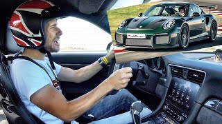 Why the 2018 PORSCHE GT2 RS made me lose...
