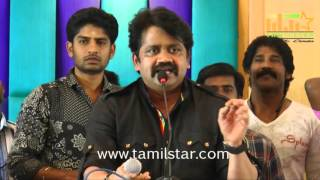 Paandavar Ani Thanks Giving Press Meet Part 1