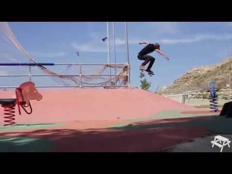 JIRI HOUKA | PICNIC SKATESHOP | ALICANTE TRIP