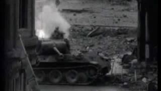 Battle for Cologne - tank duel