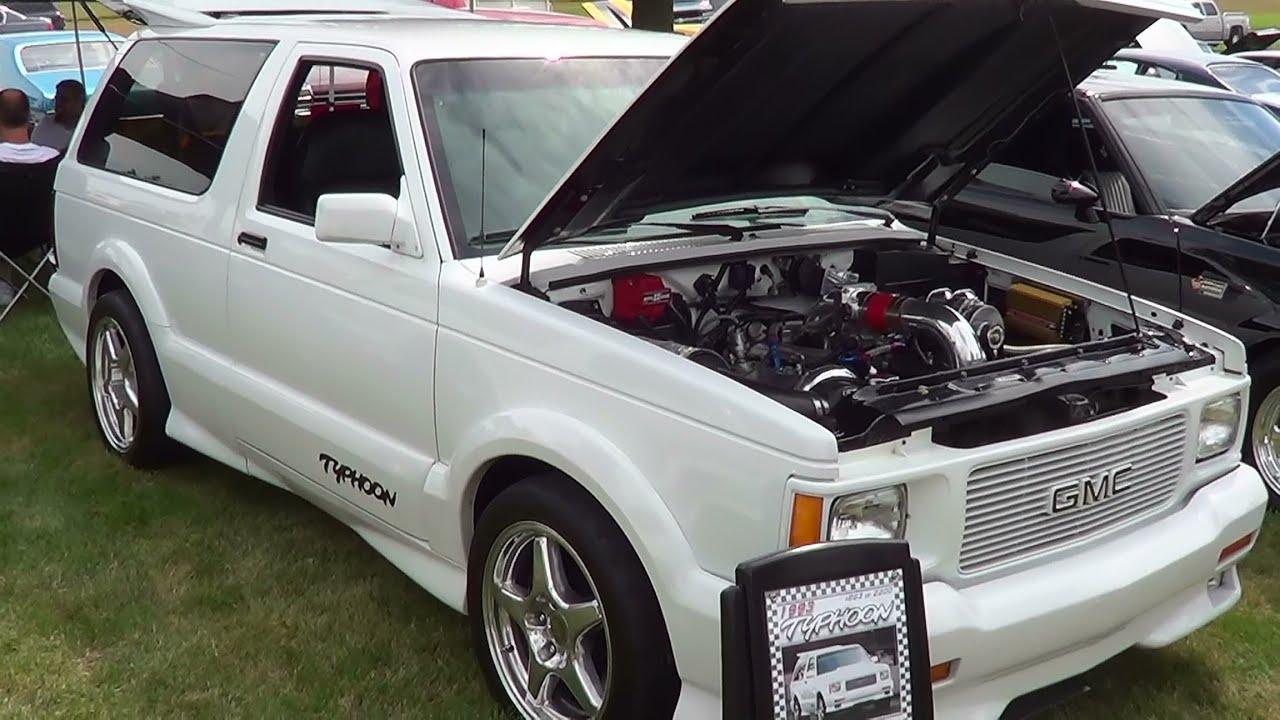 Gmc Truck For Sale >> 1993 GMC Typhoon Street Truck - YouTube
