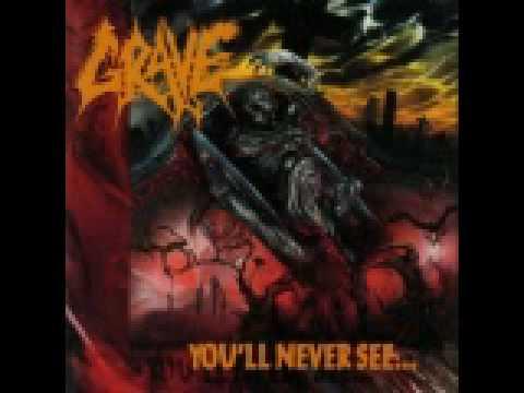Grave - Severing Flesh