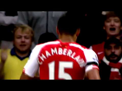 Alex Oxlade-Chamberlain - Fluid Motion