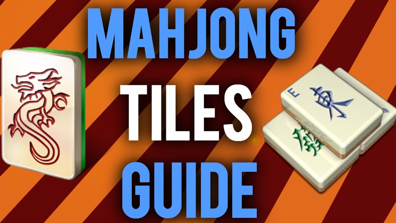 mahong tiles