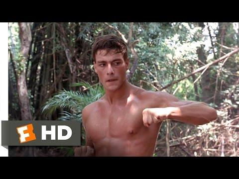 Kickboxer (4 10) Movie Clip - Kick The Tree (1989) Hd video