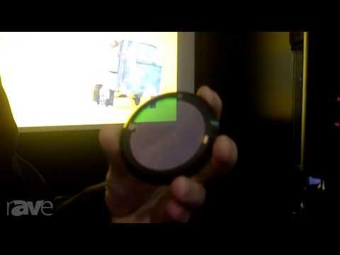 InfoComm 2013: Infitec Describes its 3D Filter Technology