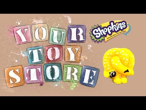 Unboxing Blind Bag Shopkins Season 1 Five Pack