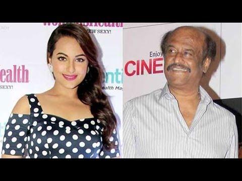 Rajinikanths New Movie Titled Linga - Sonakshi Sinha Anushka...