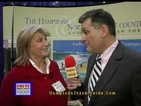 Hamptons Travel Guide  NY Times Travel Show