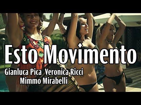 ESTO MOVIMIENTO - 2017 -  Sentimiento Latino, Mimmo Mirabelli, Veronica Ricci