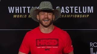 UFC 234: Q&A with Cejudo, Cerrone, and Jedrzejczyk