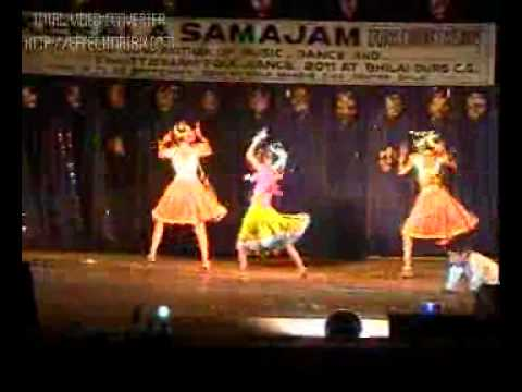 Rimsha Amber Group Dance Performance  In Kerala Samjam  National . video