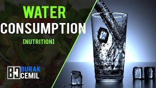 How Much Water  To Drink For Optimal Health And Gains