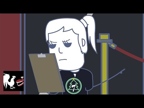 Rooster Teeth Animated Adventures - Millie So Serious