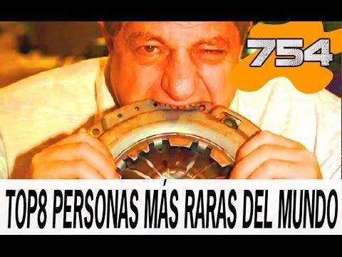 8 PERSONAS MÁS RARAS DEL MUNDO | 754 DATOS CURIOSOS