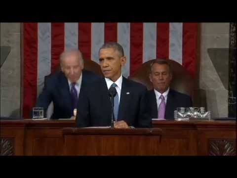 Obama Supports Ukraine in State of Union Address: US President highlights threat Russia poses
