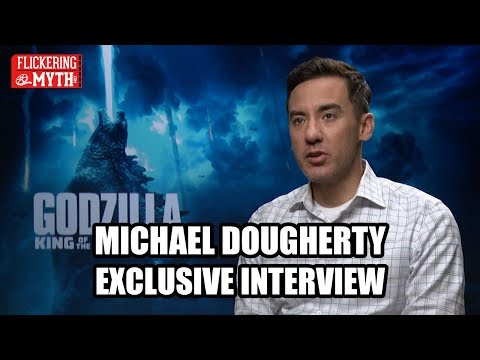 Director Michael Dougherty On GODZILLA: KING OF THE MONSTERS - Exclusive Interview
