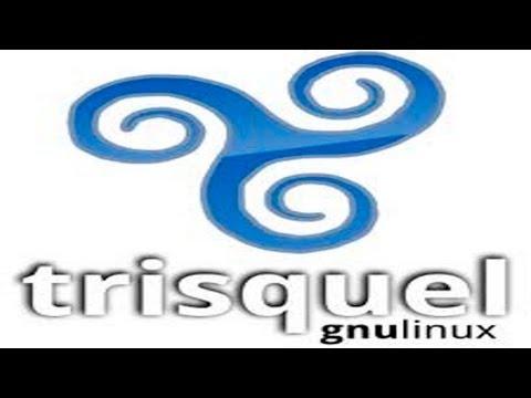 TRISQUEL 6.0 REVIEW UBUNTU LINUX UBUNTU