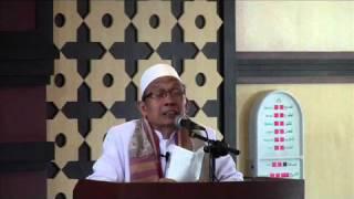 Kh Chamzawi   Memutuskan Dengan Wahyu