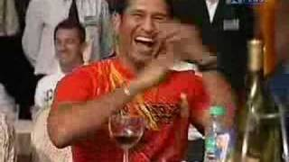 Harbhajan With Shahrukh...