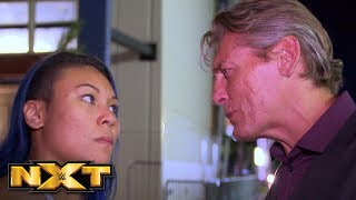 William Regal has no sympathy for Mia Yim: NXT Exclusive, Aug. 21, 2019