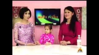 Phỏng vấn tại đài Quê Hương-San José - Camilla ThyThy