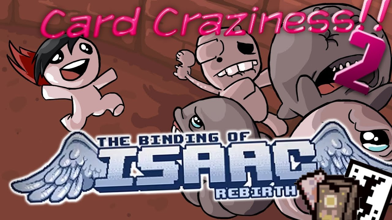 how to change cards in binding of isaac rebirth