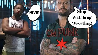 CM Punk tells fans to stop watching wrestling (my thoughts)