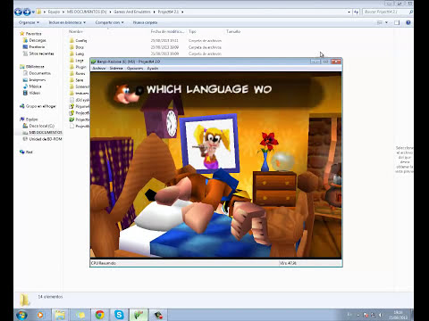 Como Descargar y Configurar el Emulador de Nintendo 64 ULTIMA VERSION 2.1 + Roms Y Juegos