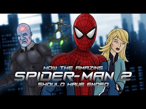 Jak měl skončit Amazing Spider-Man 2