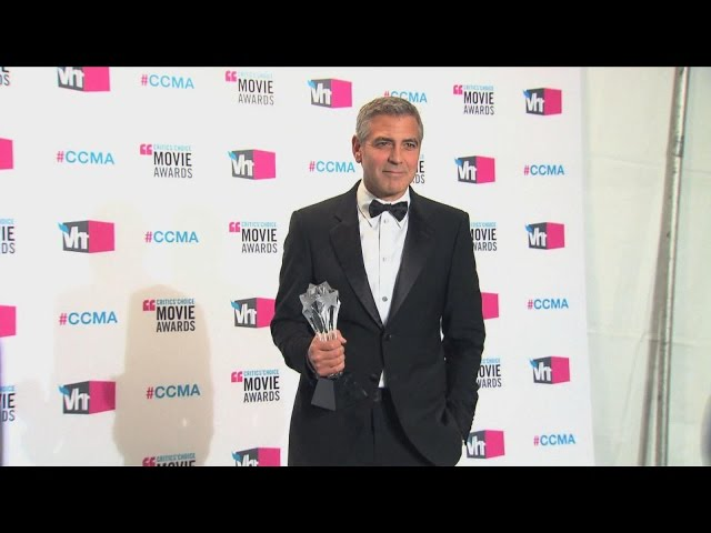 George Clooney Reacts to Sony Response