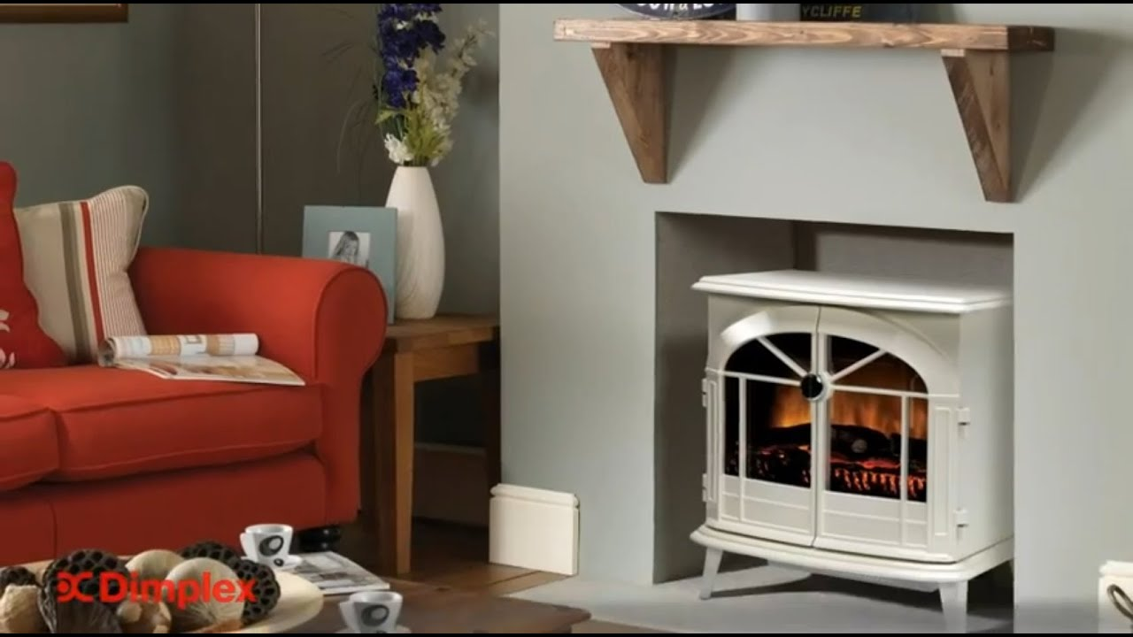 Dimplex Chevalier Electric Stove - Look Forward To Winter ...