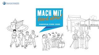 Download Lagu Deutsche Krebshilfe  | Mach mit, werd aktiv! – Gemeinsam gegen Krebs Gratis STAFABAND