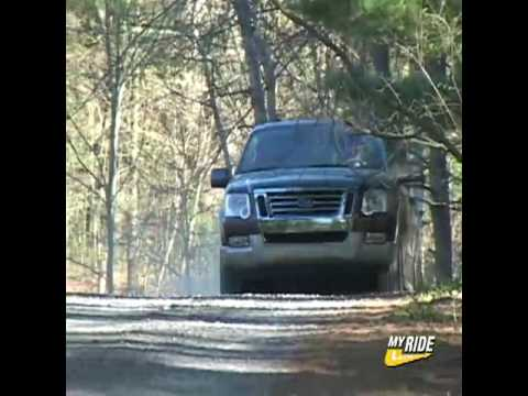 Review: 2006 Ford Explorer Video