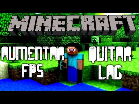 [TUTORIAL] Quitar Lag de Minecraft y Aumentar FPS 100%