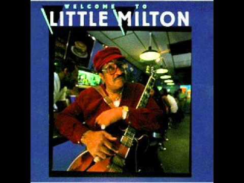 Little Milton, Lucinda Williams - Love Hurts.wmv