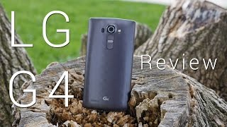 LG G4 Review: Picking Up What Others Left