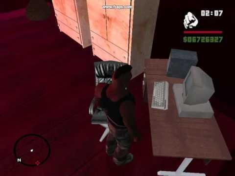 GTA San Andreas - Disparar desde el coche como en GTA 4 SIN MODS!!!