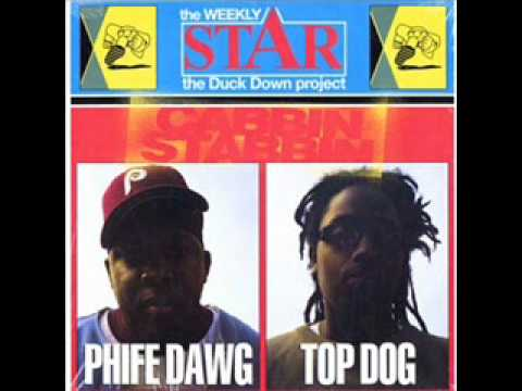 PHIFE DAWG &amp; TOP DOGG ft Steele - Cabbin Stabbin